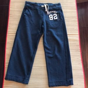 Boys XL Abercrombie & Fitch sweatpants 💙